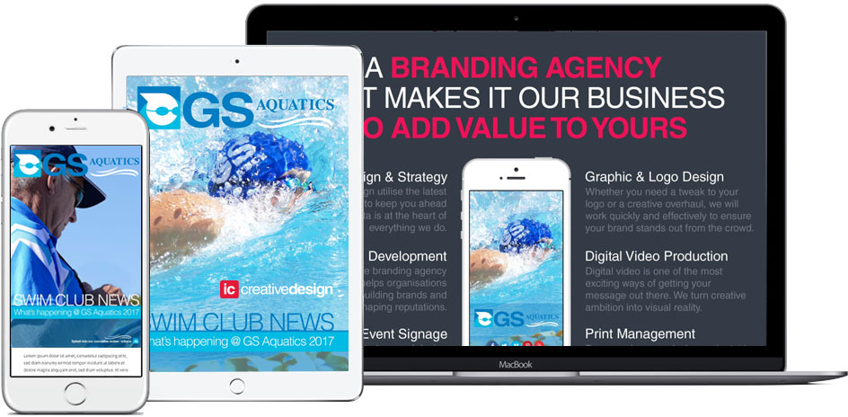 Advertise with GS Aquatics