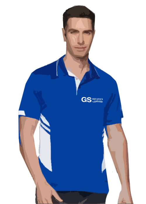GS Aquatics Polo Shirt